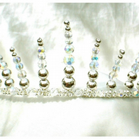 Liberty Tiara for the bride