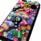 Rhinestone Bespoke Phone case for Iphone Samsung Huawei s10 xs