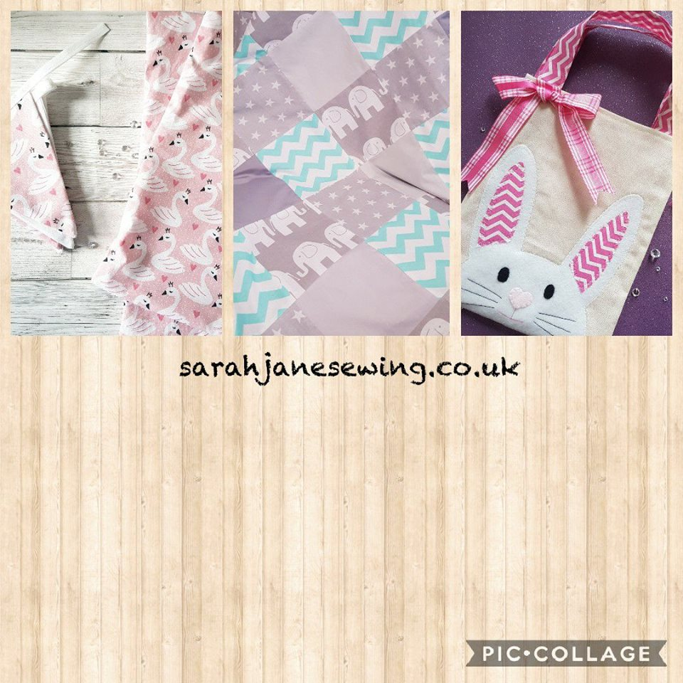 Sarahjane Sewing