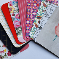 10 handmade journaling cards scrapbooking cardmaking paper craft planner