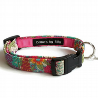 Liberty Print Dog Collar – Ciara