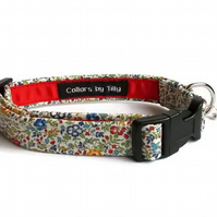Liberty Print Dog Collar – Katie & Millie