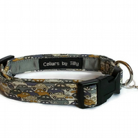 Liberty Print Dog Collar – Cars