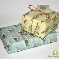 Rainforest Collection Value pack - Recyclable Gift Wrap