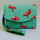 Mint Green Flamingo Mini NCW