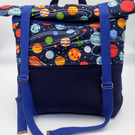 Child's Waterproof Rucksack, Planet Rucksack, Child's Backpack