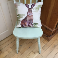 Hare Cushion cover and Inner.