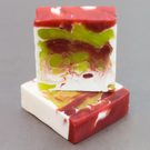 Handmade Vegan Soap, Autumn Berry 140g