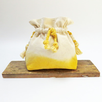 Ombré Cool Bucket Bag - Handmade & Sustainable