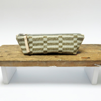 Handwoven Cashmere Pencil Case