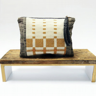Handmade Handwoven Sustainable Wristlet
