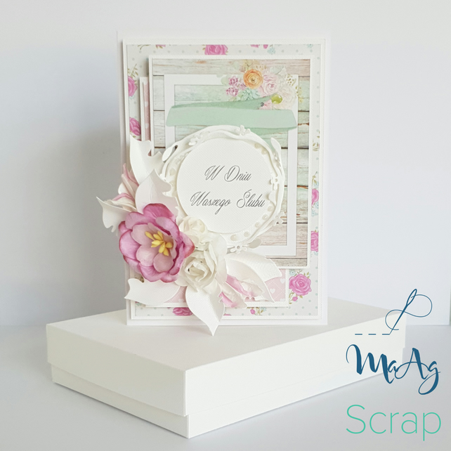 Beautiful Wedding Card - 5
