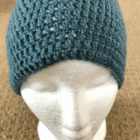 Women's stylish crochet beanie