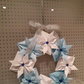 Origami Mother's day birthday Wreath, ideal gift