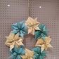 Origami Easter Wreath, ideal gift