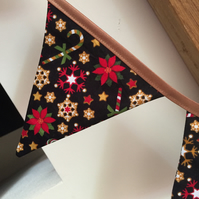 Christmas bunting,  Xmas Garland, Christmas decoration