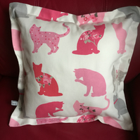 Scatter Cushion, Pillow, Cat Cushion