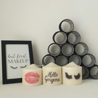 Decorative Pillar Candles,  Gorgeous Design