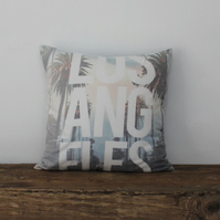 Los Angeles Cushion
