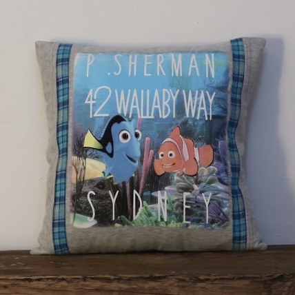 Finding Nemo Cushion