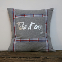 Take it Easy Cushion