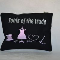 """Tools of the trade"" Sewing Bag"