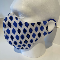 Face Mask, Face Covering, Adult Large Size, FREE UK PP