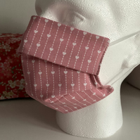 Face Mask, Face Covering, Reusable FREE UK PP Cotton