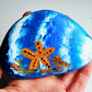 Starfish in the Ocean Painted Stone