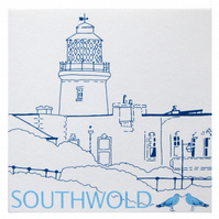 Southwold Lighthouse Card