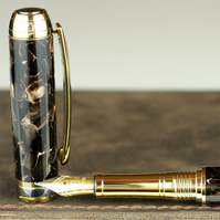 Handmade Conway Stewart Mistral Bodied Mistral Fountain Pen