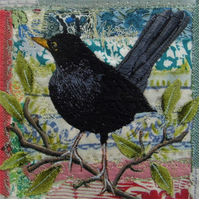 'The Blackbird' Limited Edition Print