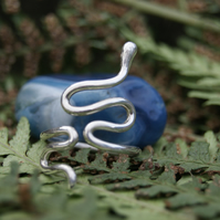 KUNDALINI COLLECTION, SERPENT RING
