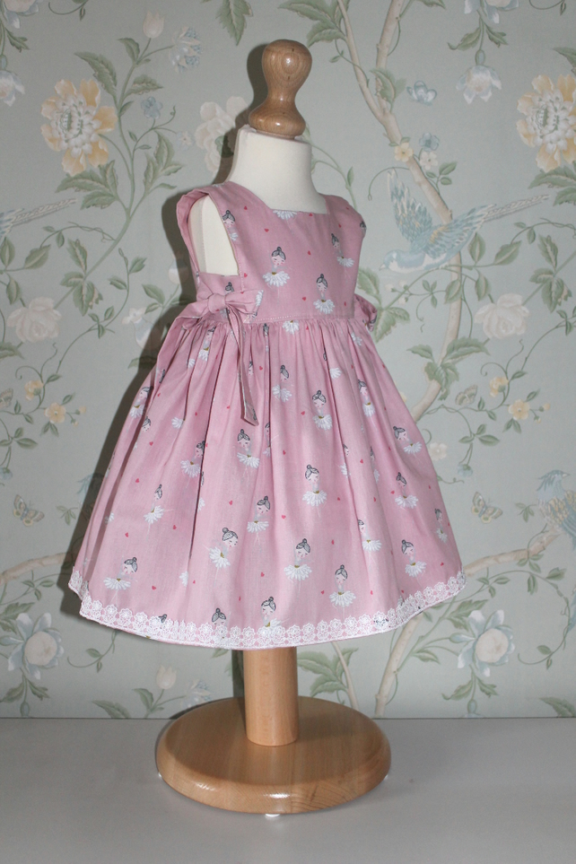 Girls' Clothing (2-16 Years) Clothes, Shoes & Accessories Girls Dress Age 12-18 Months