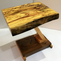 Spalted Beech Ze Table
