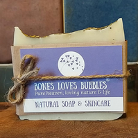 Freshen Up Soap: Patchouli, Geranium & Orange