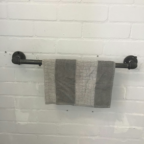 Towel Rail Industrial Steel Pipe and Fittings. Various sizes