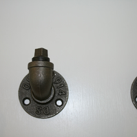 Industrial Coat Hooks, Pipe Hanger for Coats And Hats, Retro And Vintage Hooks
