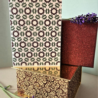 Flower Greeting - Eco-friendly cards