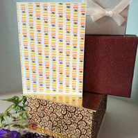 Gift Box Greeting Card - Eco-friendly cards