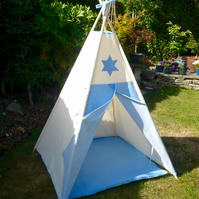 Teepee, Padded Floor Mat, wigwam, playhouse