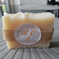 Sustainable & Organic Lavender Soap