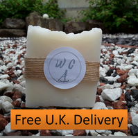 Sustainable & Organic Coconut Soap