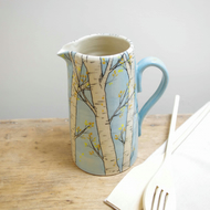 Large Jug - Autumn Birch
