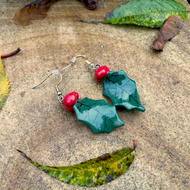 Earring - Holly (Dark)