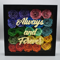 Always and Forever - Wall Art