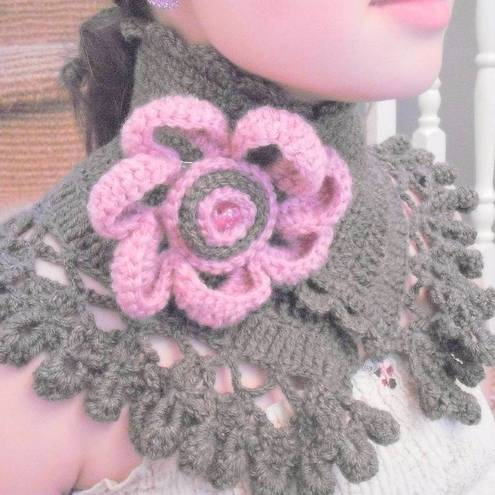 Crochet Stitches Lp : SCARF CROCHET PATTERNS WITH BEADS CROCHET