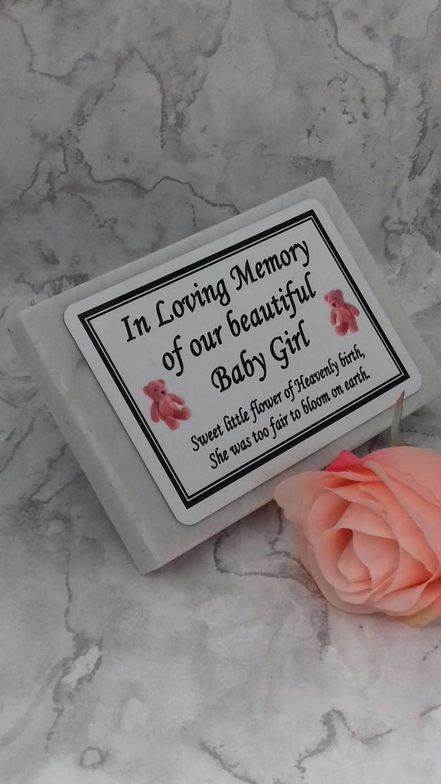 Baby and infant grave marker Baby Grave Ornament Baby grave plaque stone