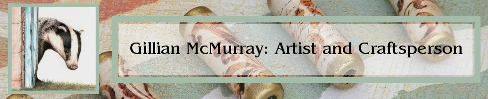 Gillian McMurray - Artist and Craftsperson