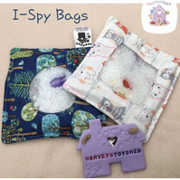 Personalised I Spy Bag Square